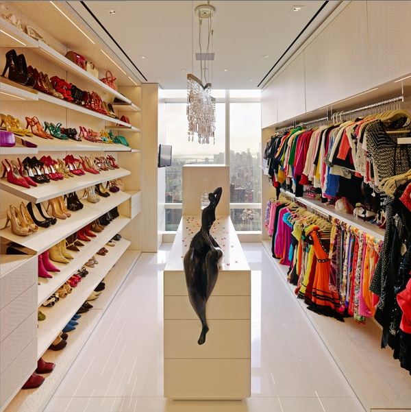 Luxury Wardrobe Interior Design Ideas