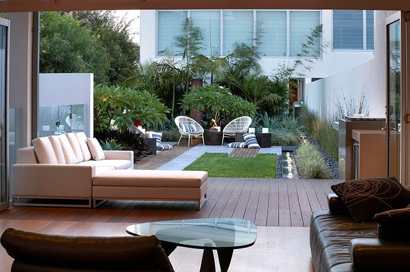 Modern landscape design 1 interior design ideas for Contemporary landscape design
