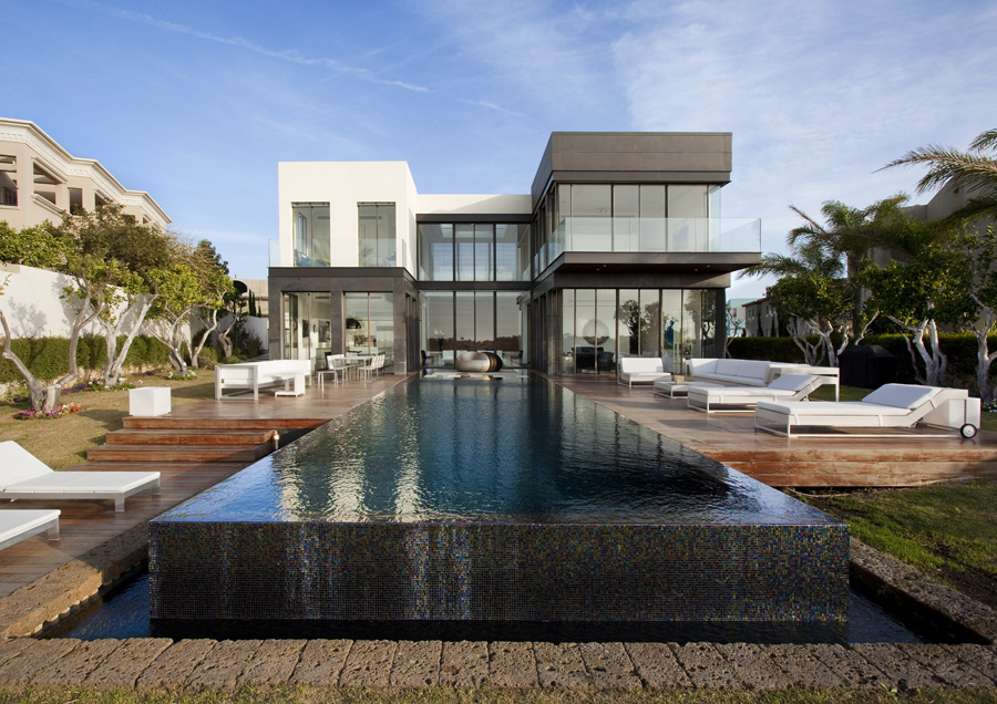 modern luxury house modern luxury villas designedgal marom architects