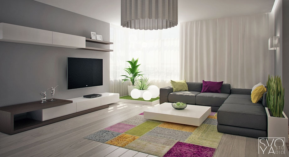 Coolest Modern Living Room Tables On Small House Decoration Ideas