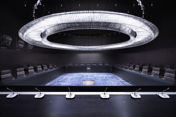 FIFA Headquarters Executive Committee Room,  Zurich