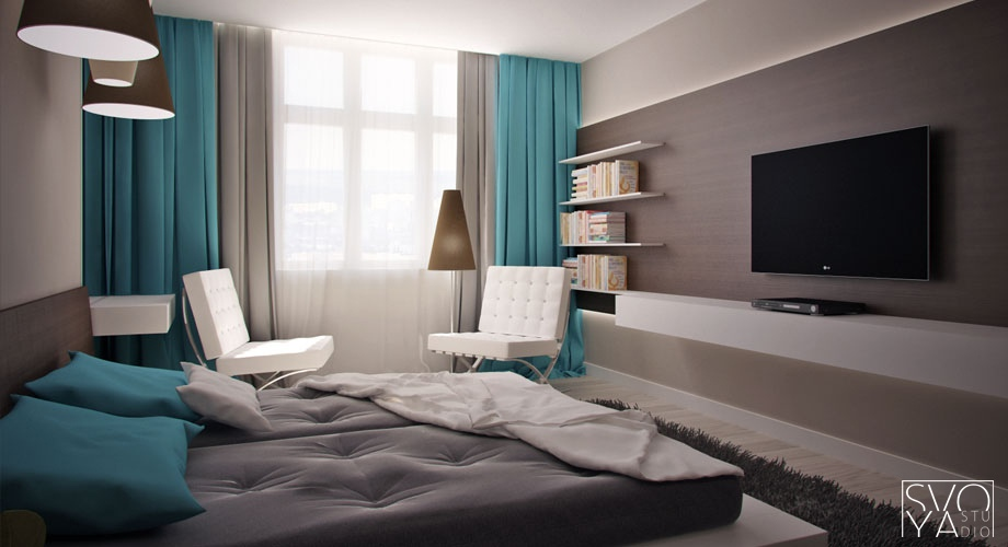 Avant-Garde Apartments feature the Latest Lines and ...