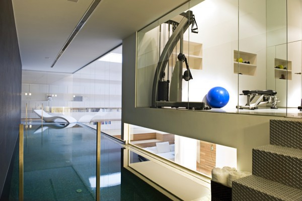 Teresa Sapey Loft Gym & Pool