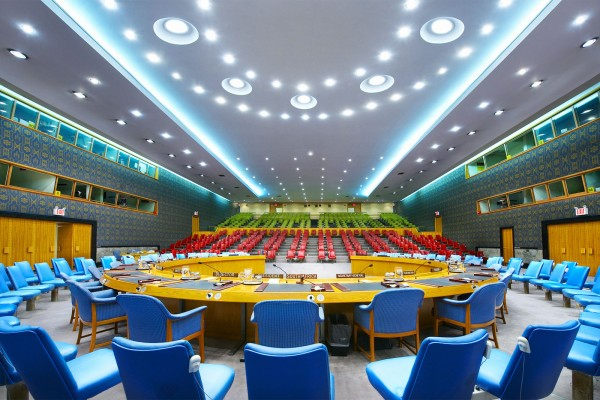 UN Security Council, New York