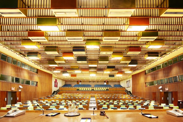 UN Trusteeship Council, New York