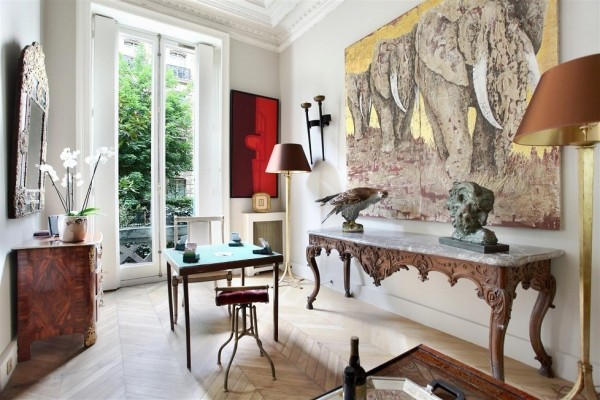 artful french interiors