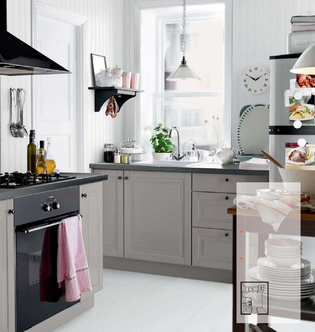 Beautiful Ikea Kitchens Interior Design Ideas