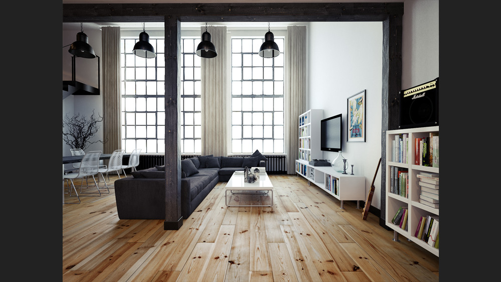 Living In A Loft : Loft Design Inspiration