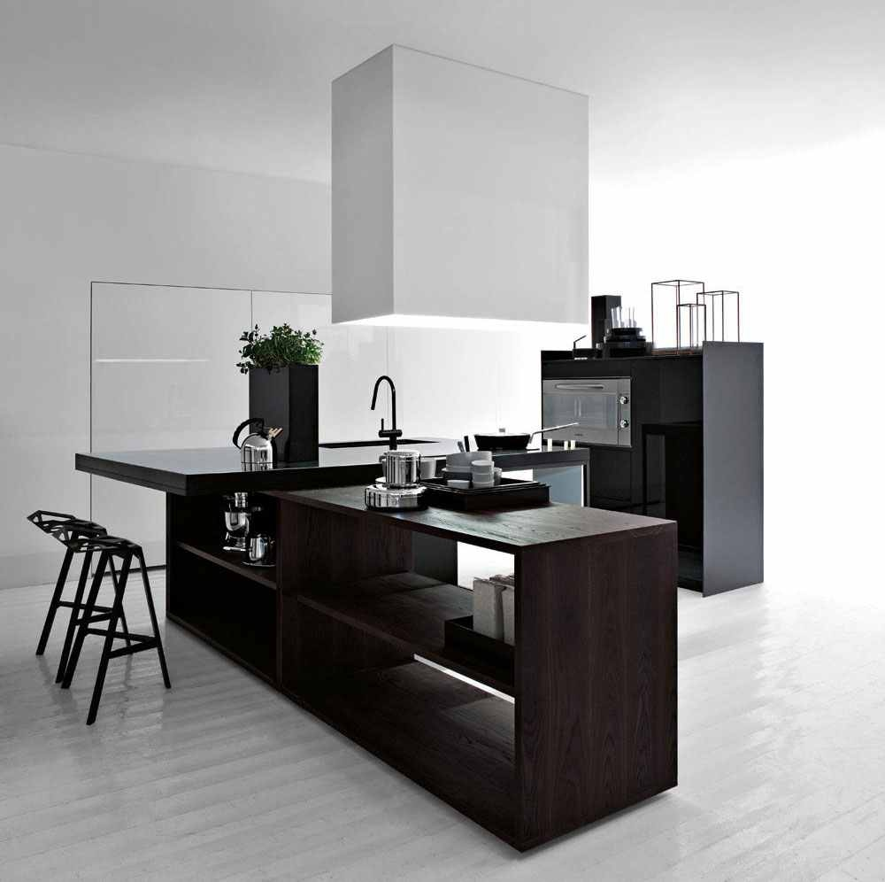 Modern Kitchen Pictures: 20 Sharp, Masculine Kitchens Perfect For Men