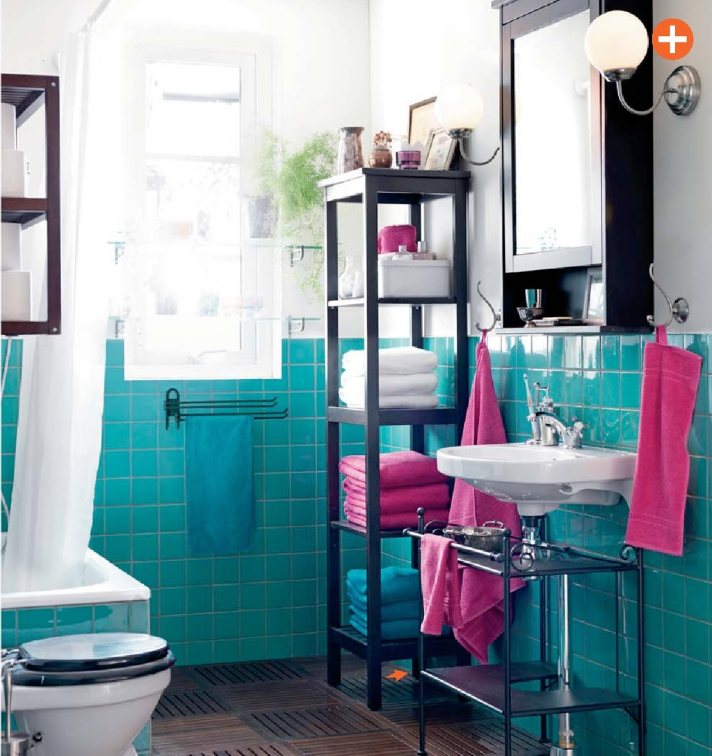 Colorful bathroom decoration - Colorful Bathroom Decoration 0