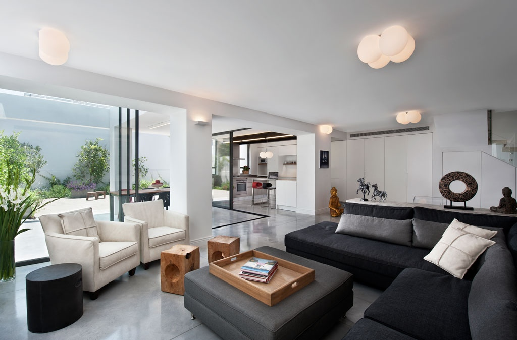 This next home has a similar modern and welcoming feel and ...