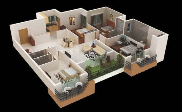 creative-home-layout