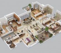 free 3 bedroom house plans