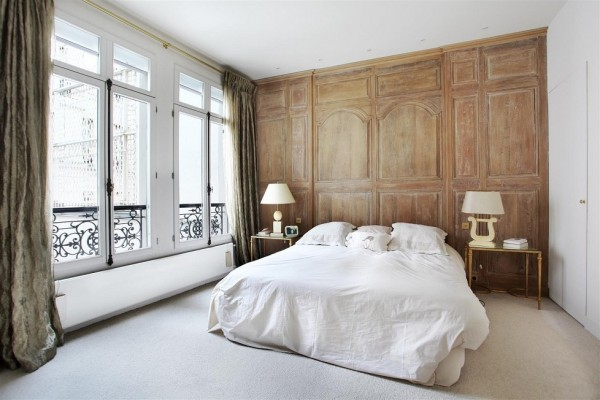parisian bedroom. 44  French Interior Design The Beautiful Parisian Style