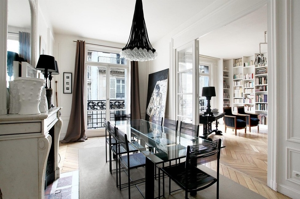 French Interior Design The Beautiful Parisian