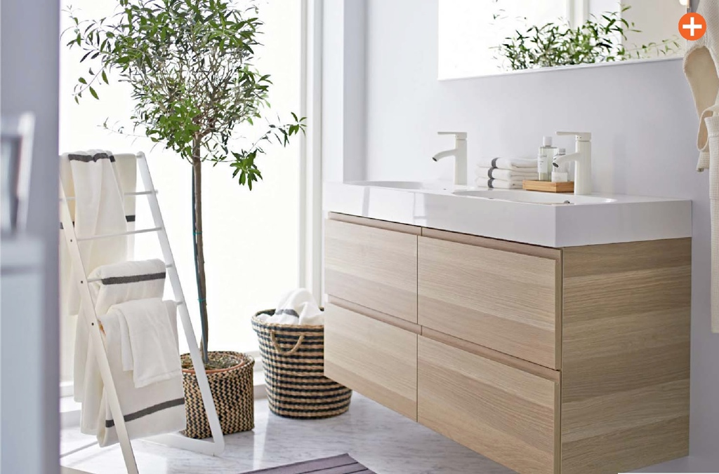 Ikea 2015 catalog world exclusive for Idee deco salle de bain ikea