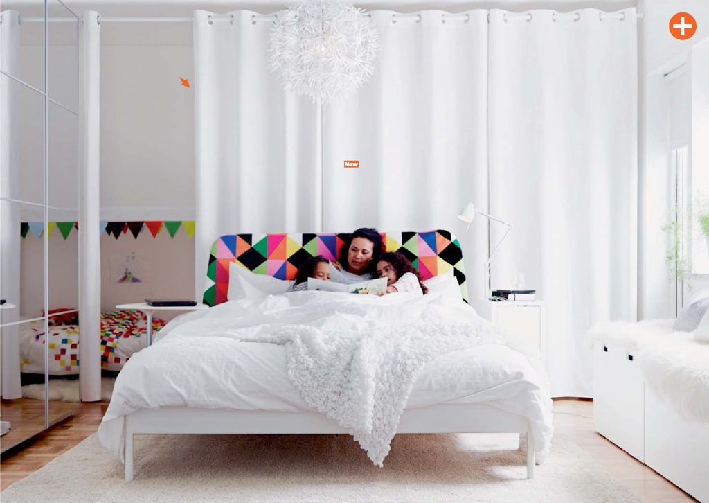 Ikea 2015 catalog world exclusive for Chambre bebe ikea