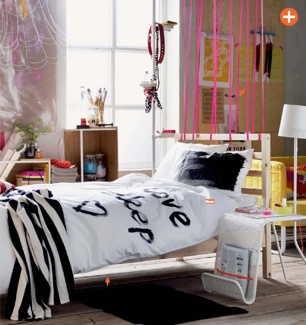 Ikea 2015 catalog world exclusive - Chambre a coucher fille ado ...