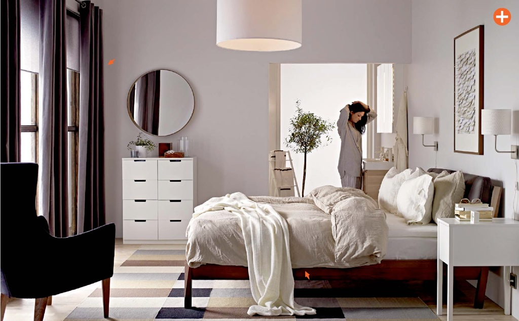 Ikea bedrooms 2015 interior design ideas for 2015 bedroom designs