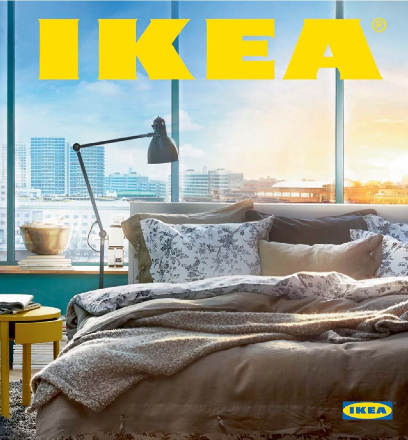 Ikea 2015 Catalog World Exclusive