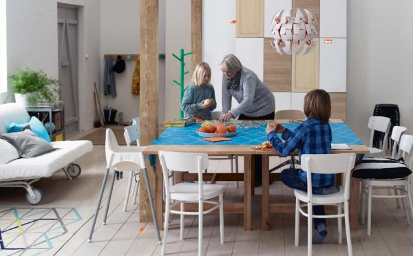 ikea dining designs