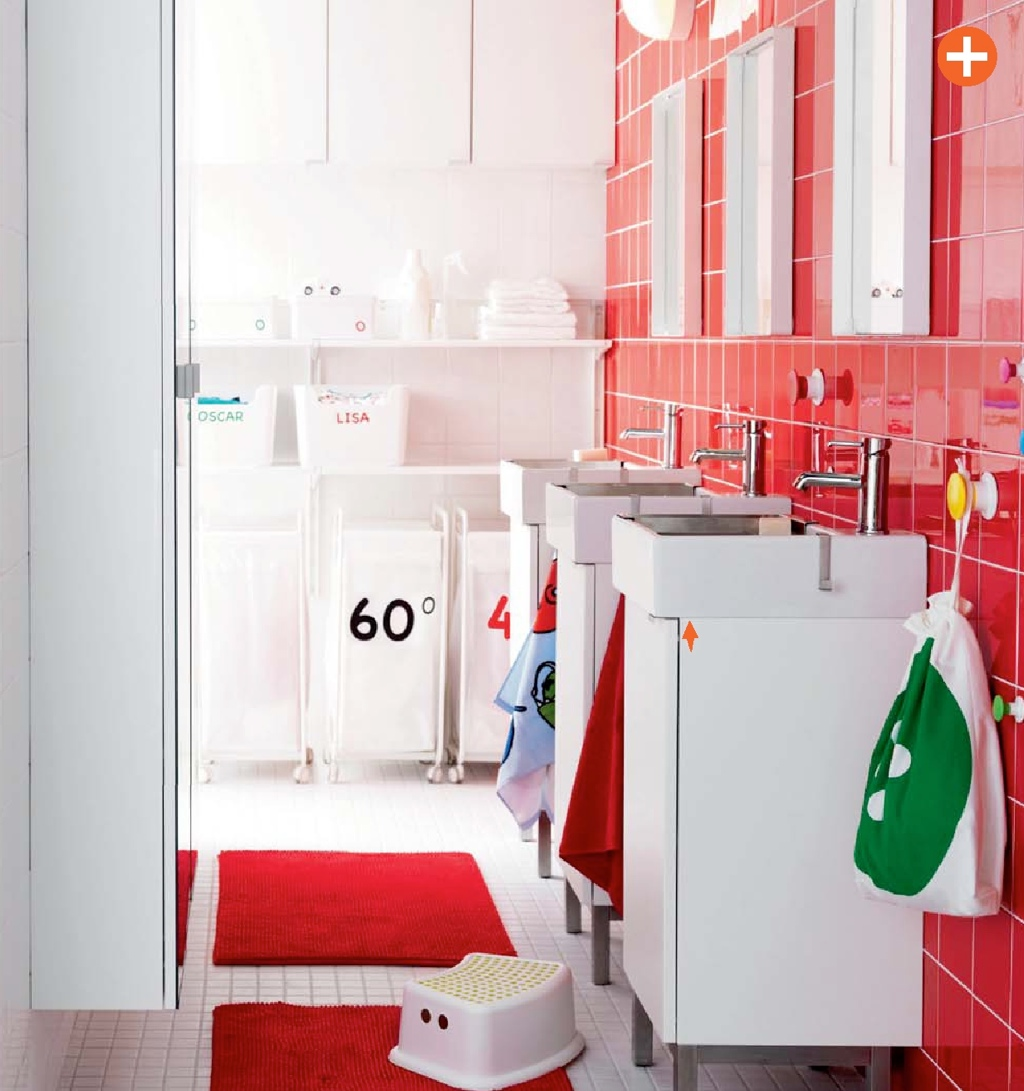 Ikea Kids Bathroom - [livegoody.com]