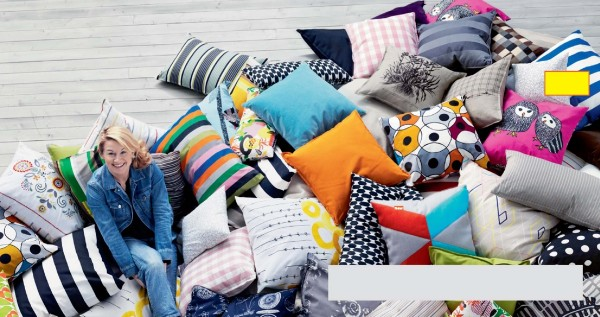 ikea throw pillows