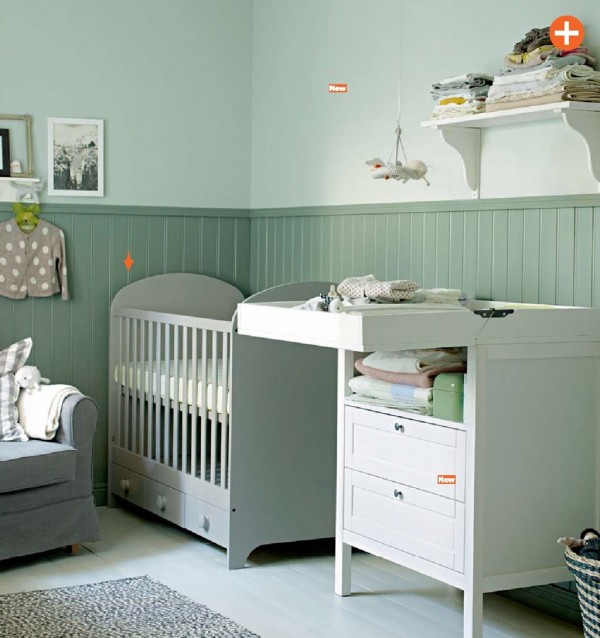 ikea toddler room design