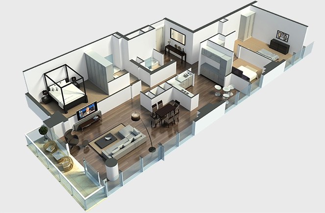 House plans for communal living
