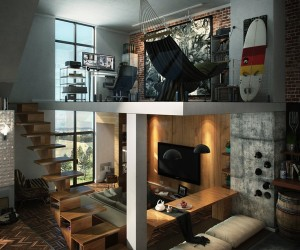 loft | Interior Design Ideas - Part 3