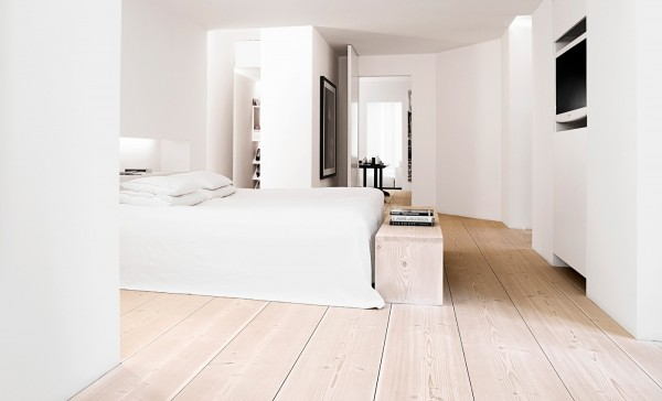Nothing is so wonderful as waking up to a sunny room and crisp white sheets.