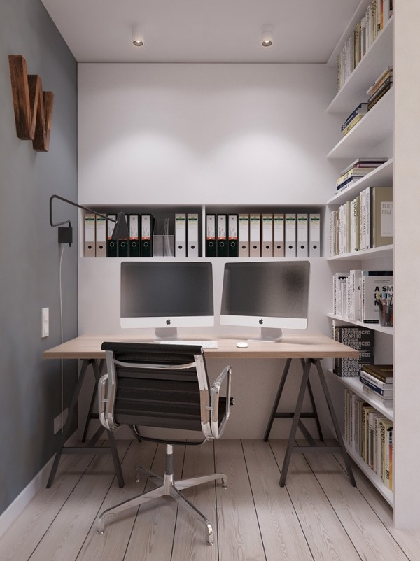modern workspace design