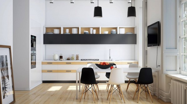 Surprising Poliform Kitchen