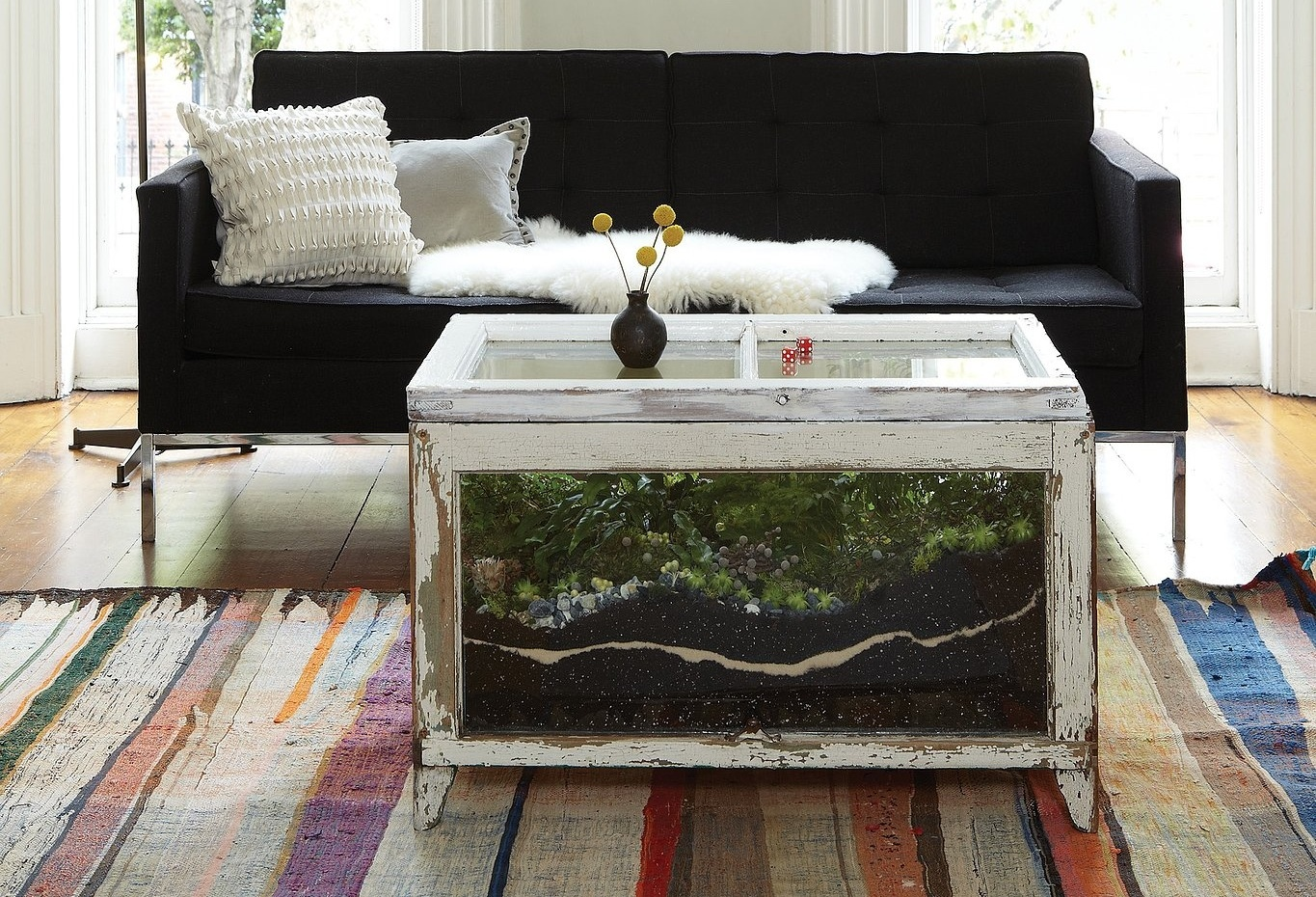 uniquely beautiful coffee tables -