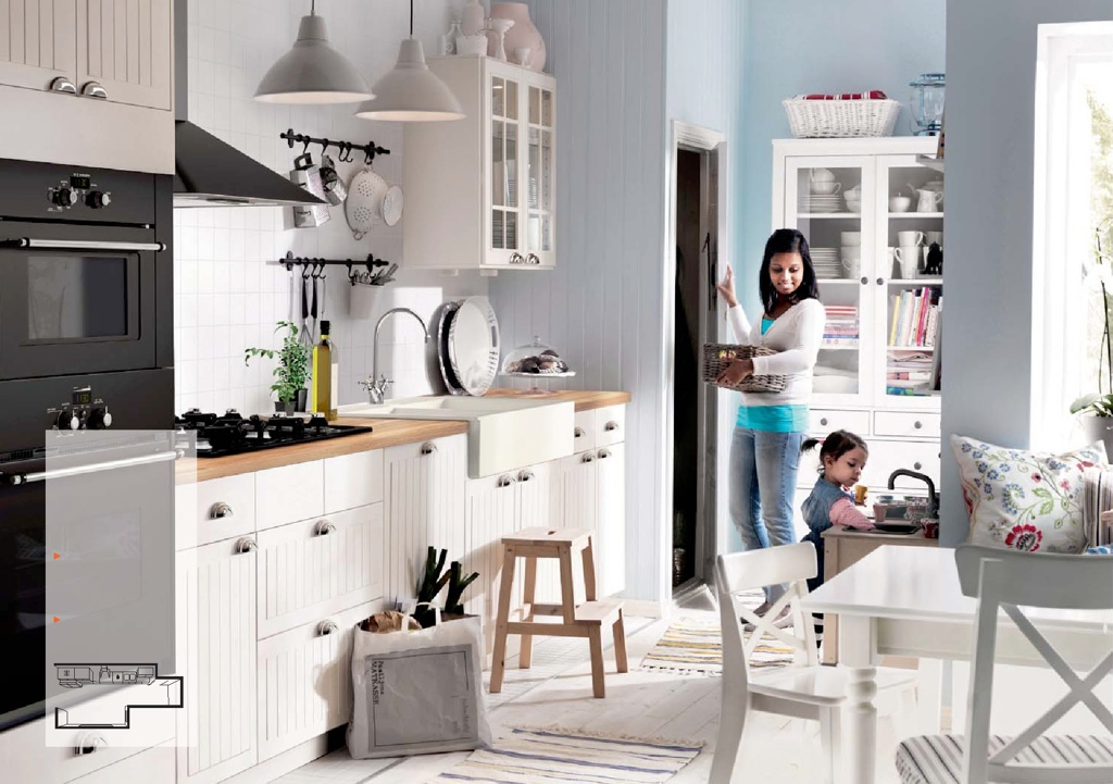 white ikea kitchen designs | Interior Design Ideas.: www.home-designing.com/2014/07/ikea-2015-catalog-full-online/white...