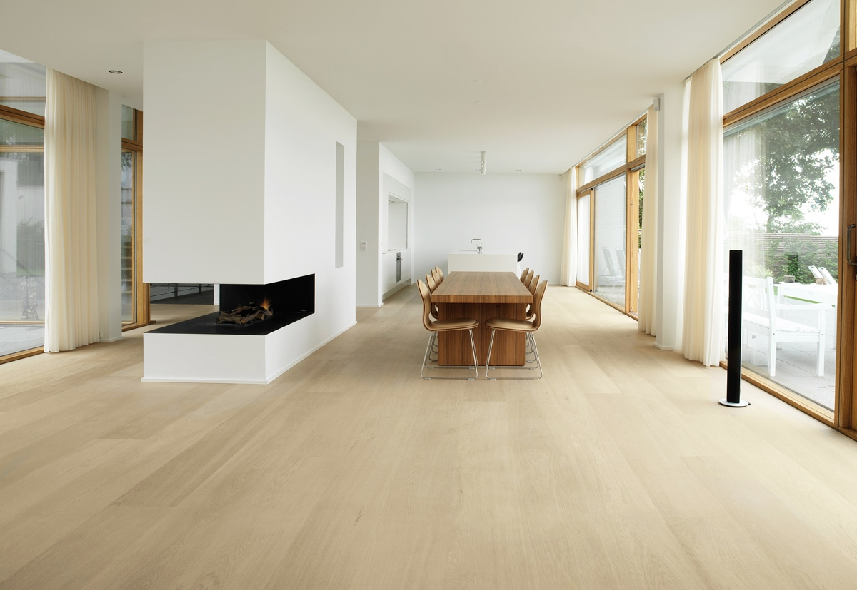 Beautiful wood flooring Home floor