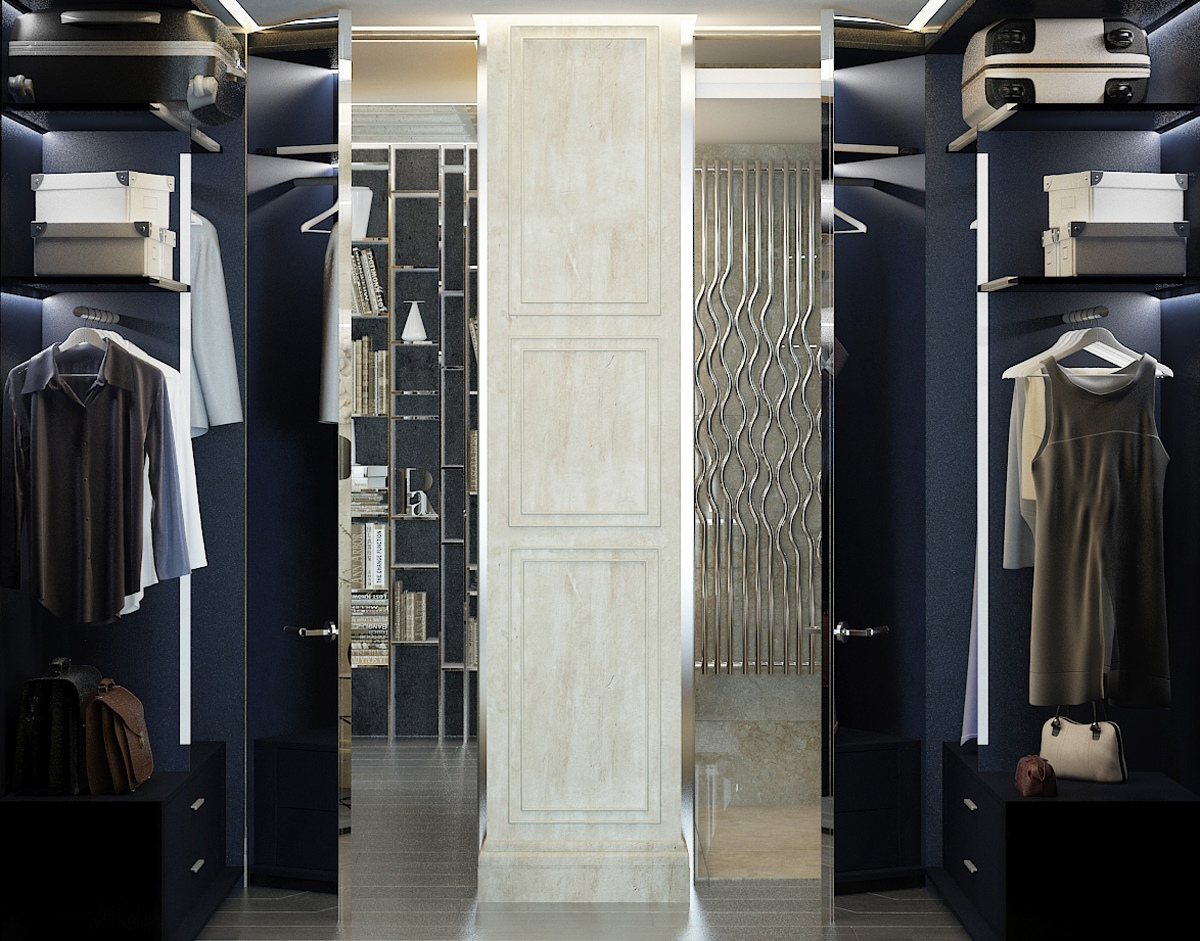 2251Sunset Boulevard - Bel Air - صفحة 3 Awesome-closet-design