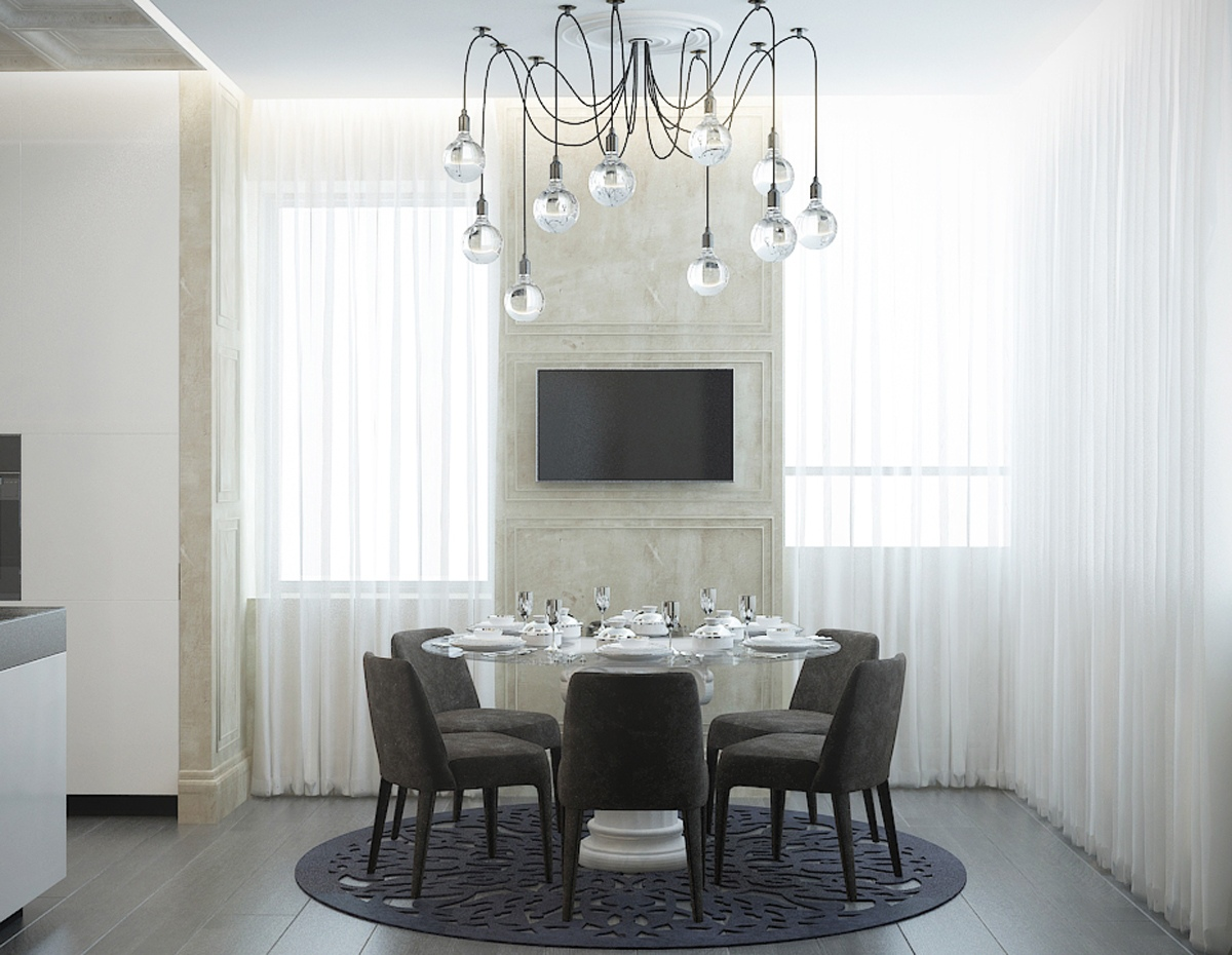 2251Sunset Boulevard - Bel Air - صفحة 2 Bright-dining-design