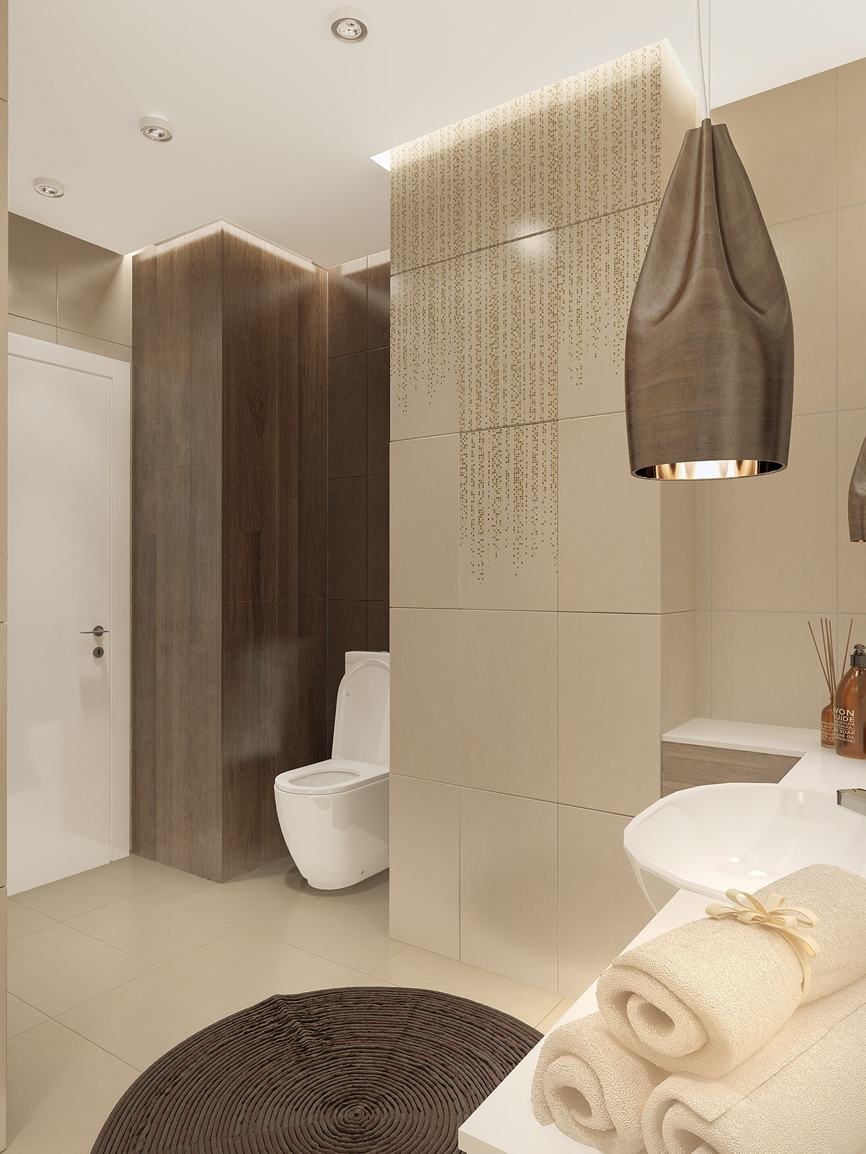 Cool bathroom lighting interior design ideas like architecture interior design follow us mozeypictures Image collections
