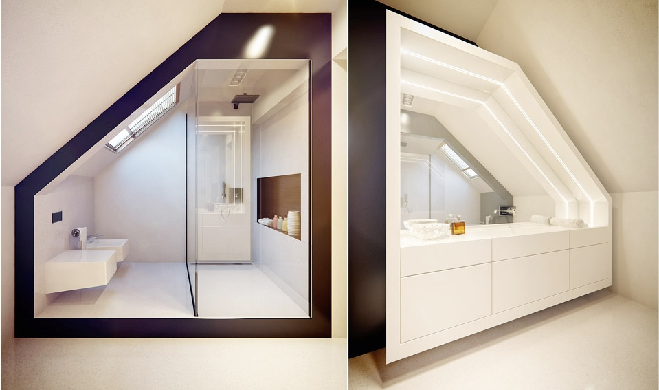 Creative Use Of Space Interior Design Ideas