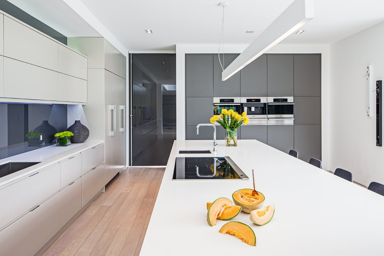 Gourmet Kitchen - Ultra sleek private home with incredible architecture