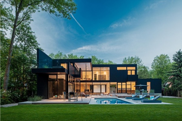 From any angle this home is impressive