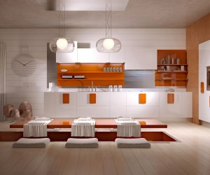 Attirant ... Gorgeously Minimal Kitchens With Perfect Organization