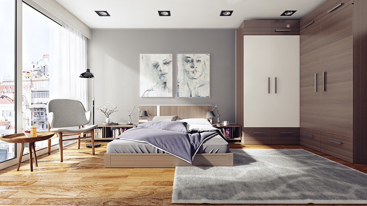 bedroom design and the most common styles