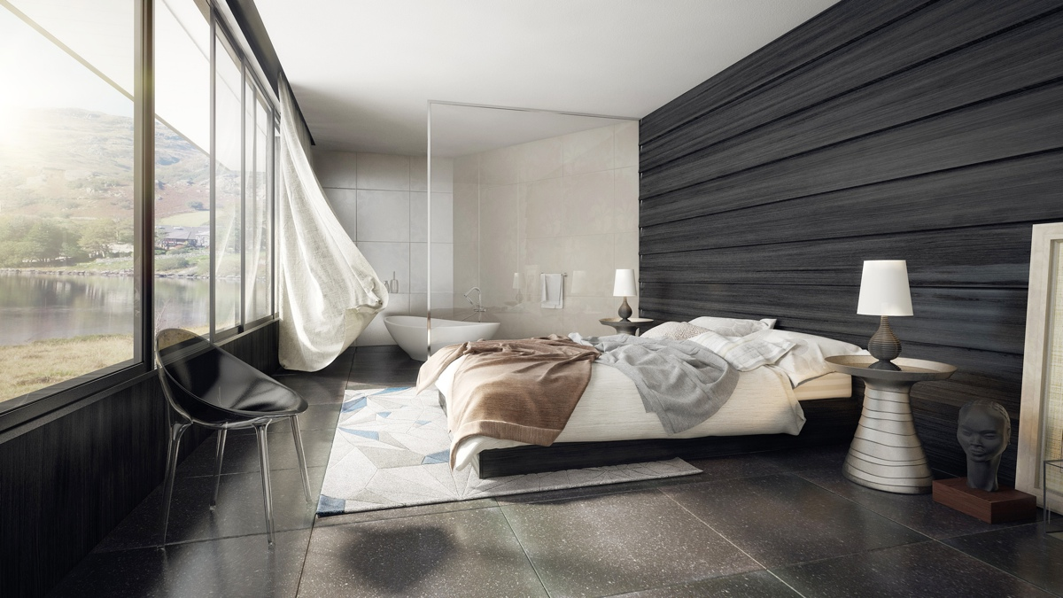 Modern Bedroom Design Ideas contemporary elegant cosy home design project in ukraine Modern Bedroom Design Ideas For Rooms Of Any Size
