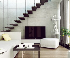3 breathtaking apartment interiors from the kaeel group - Home Design Interior