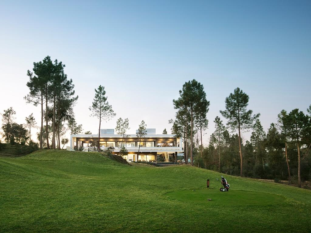 Luxury Spanish Villa with Golf Course Views