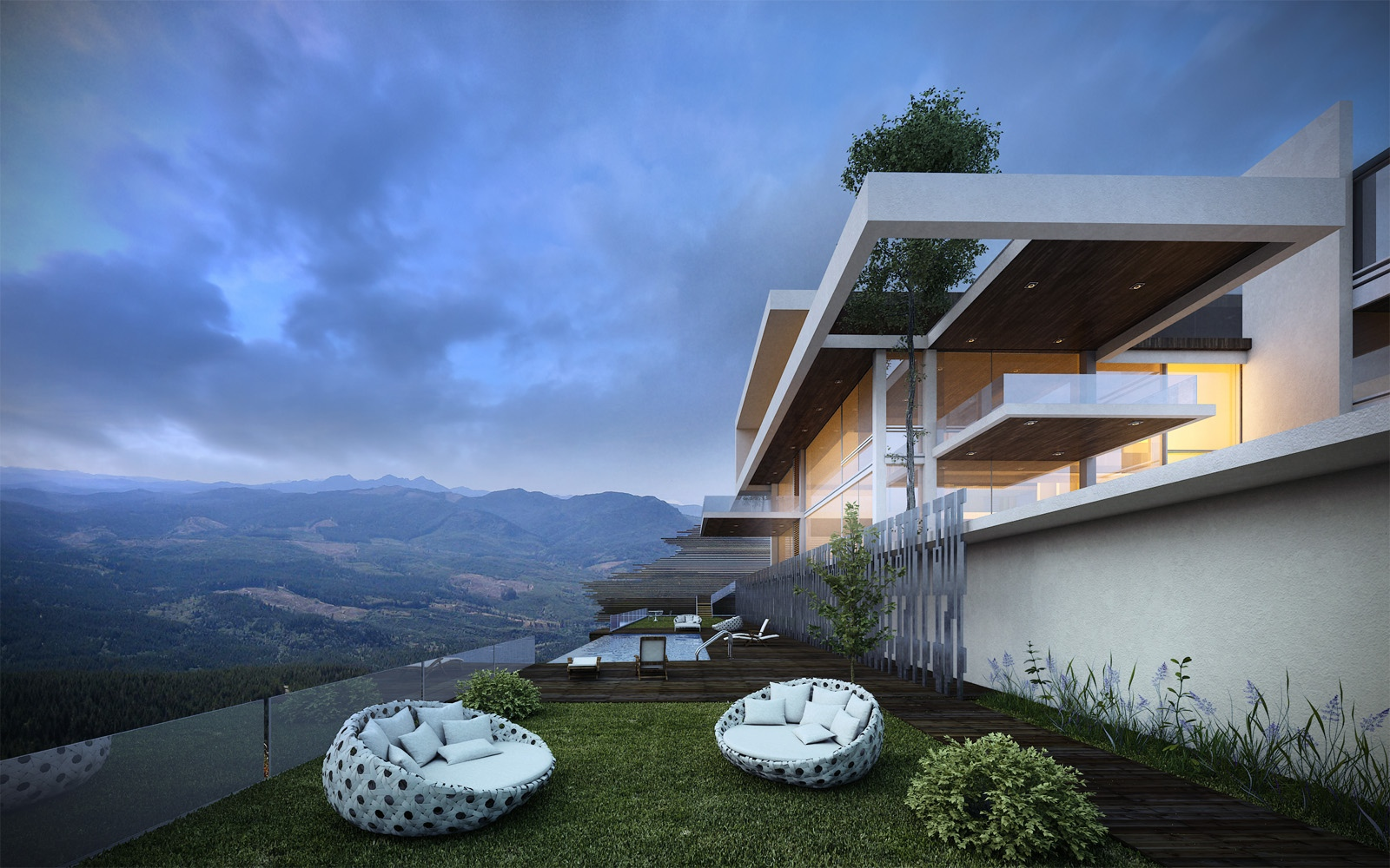 21 mesmerizing exteriors for The view house