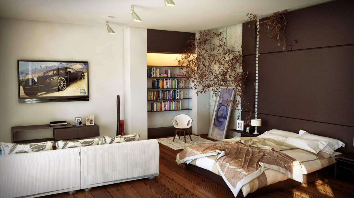 Swell Stylish Bedroom Designs With Beautiful Creative Details Largest Home Design Picture Inspirations Pitcheantrous