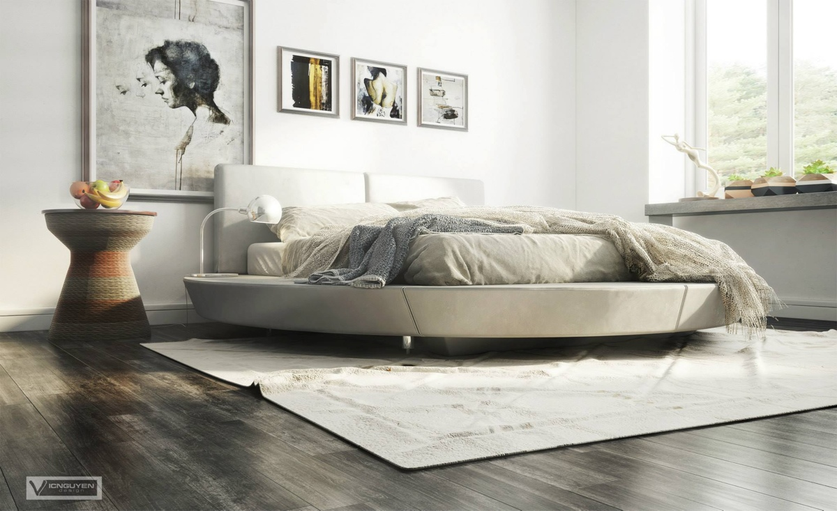 Bed Decor platform-bed-decor | interior design ideas.